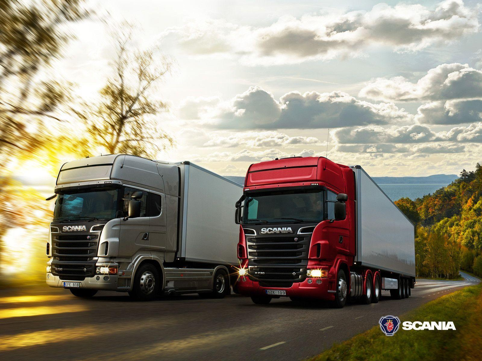 Scania Wallpapers 1600x1200