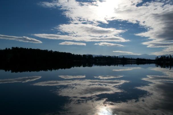 Mirror Lake Sunrise Lake Placid NY USA   Traveler Photo Contest 2014 608x405