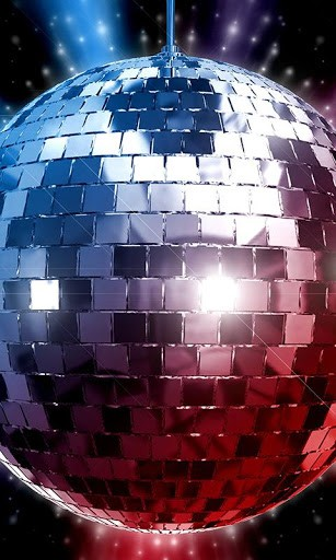 Disco Ball Live Wallpaper and party all the time with these cool disco 307x512
