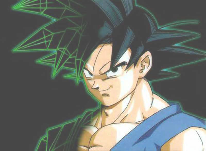 DRAGON BALL Z Wallpaper   3D   Gokujpg 800x588