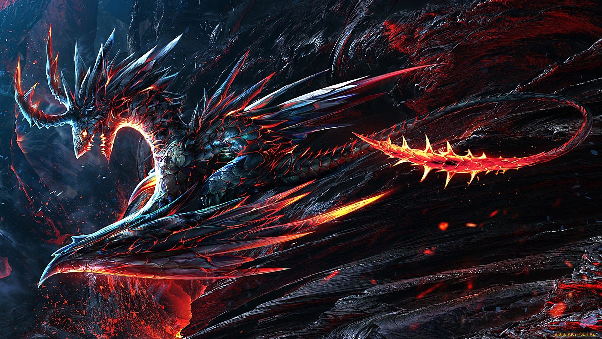 Cool Dragon Backgrounds For Computer
