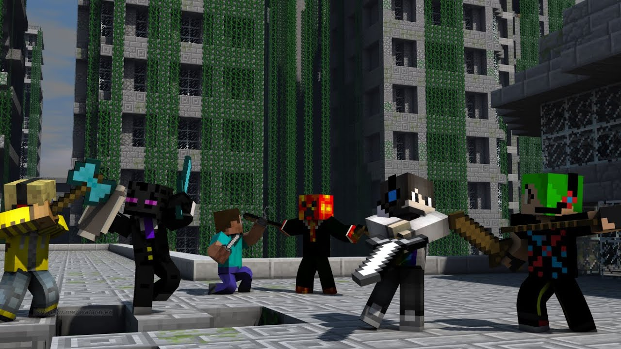 Minecraft   KitPVP The Ultimate Duels Round 1 1366x768