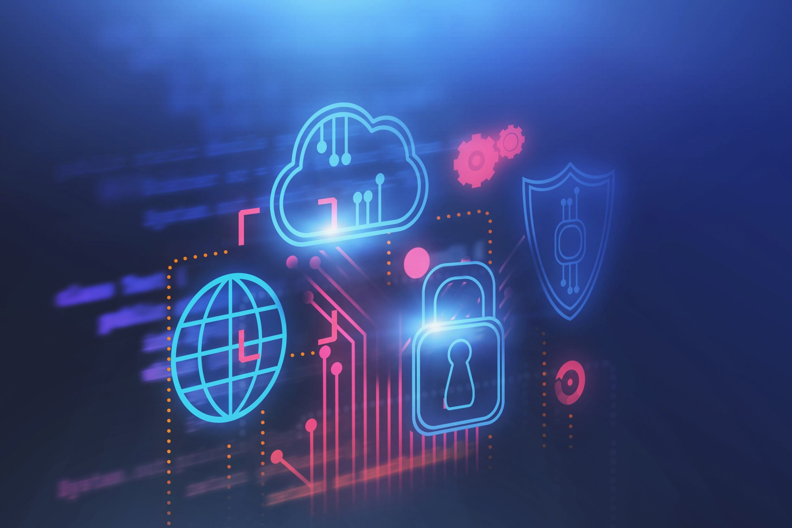 Cloud computer and cyber security background   LaingBuisson News 2560x1707