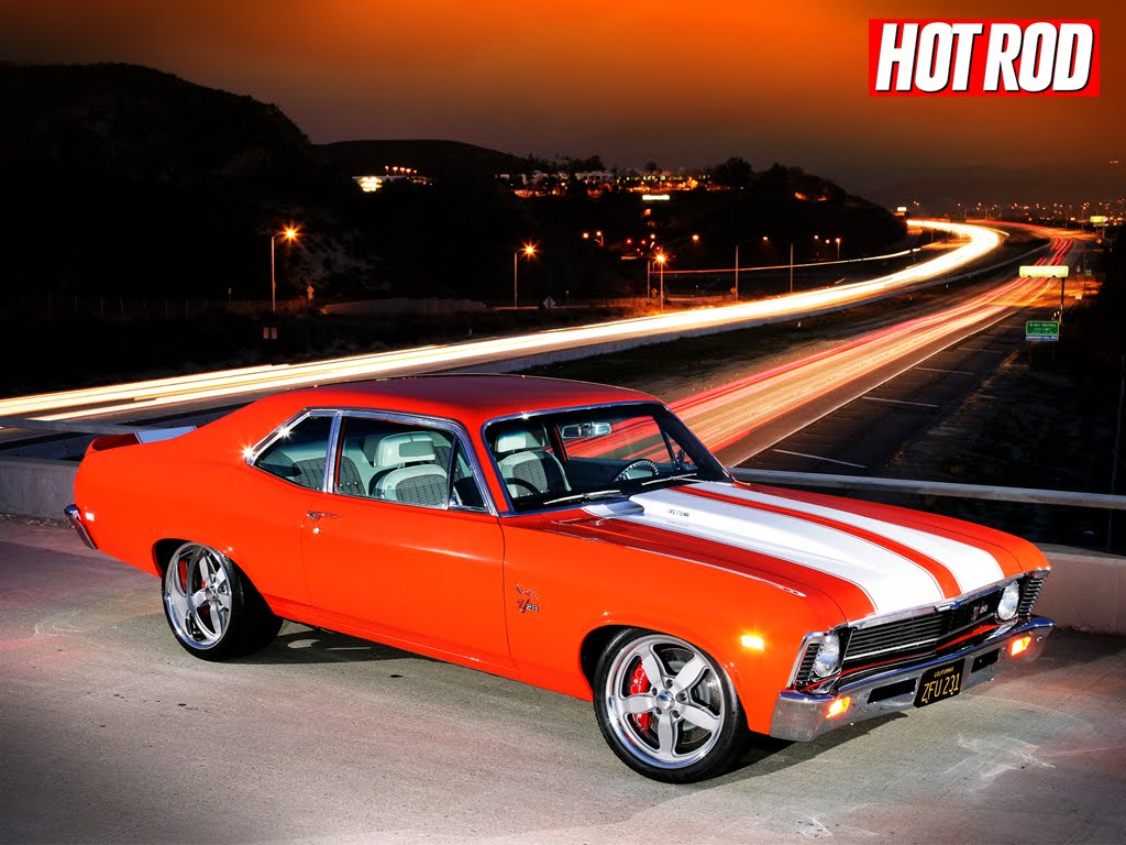 sports cars classic muscle cars wallpaper 1024x768