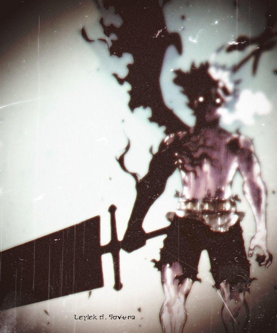 Asta Demon Black Clover Wallpaper iPhone Black Clover Ideas de 897x1080