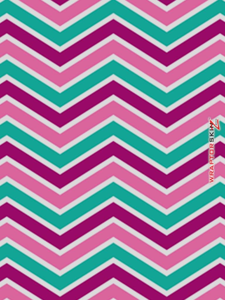 Zig Zag Wallpaper Design Ideas 768x1024