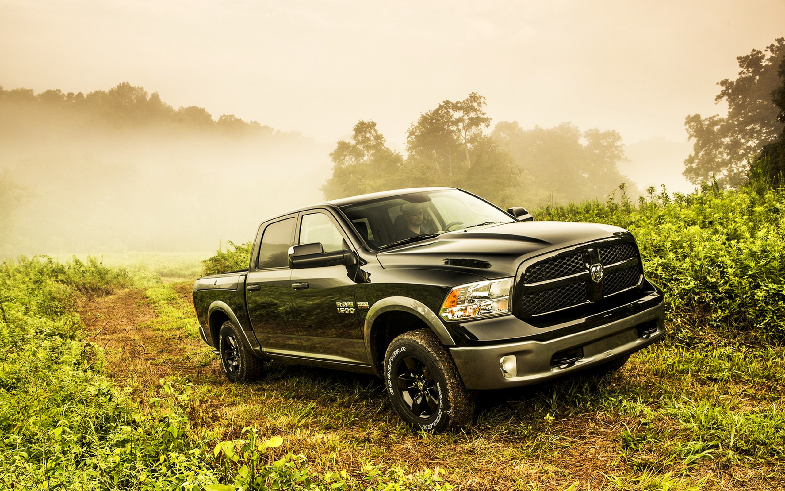27 Dodge Ram 1500 HD Wallpapers Background Images 2560x1600