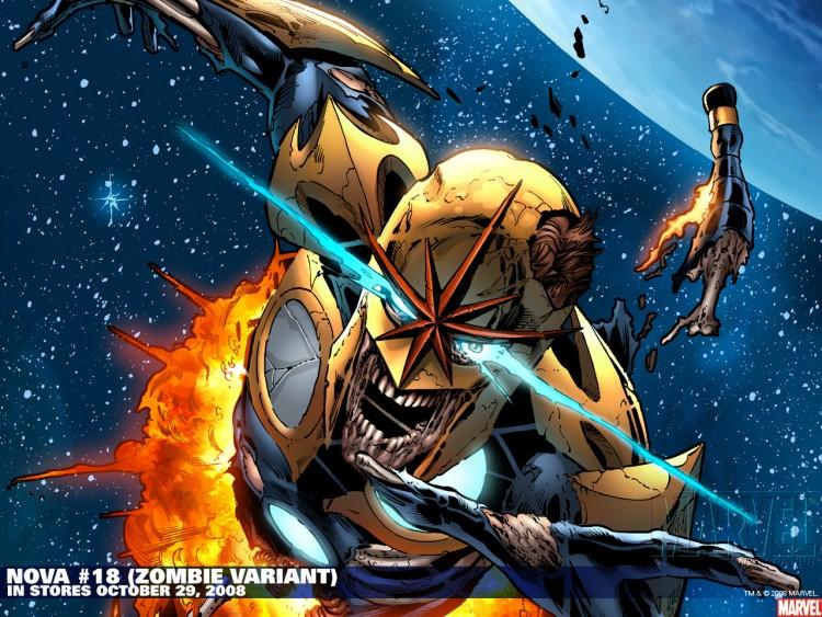 Marvel Nova Wallpaper Wallpapers comics nova nova 750x563