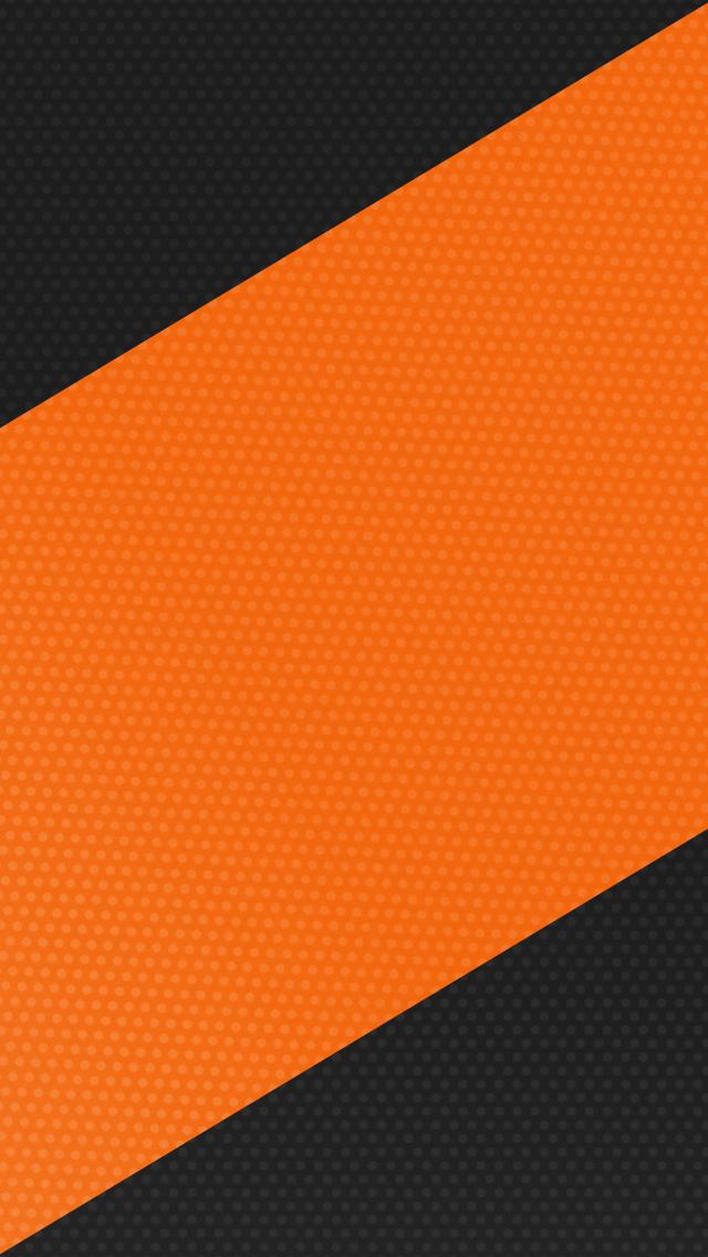 Orange Black Reverse 640x1136