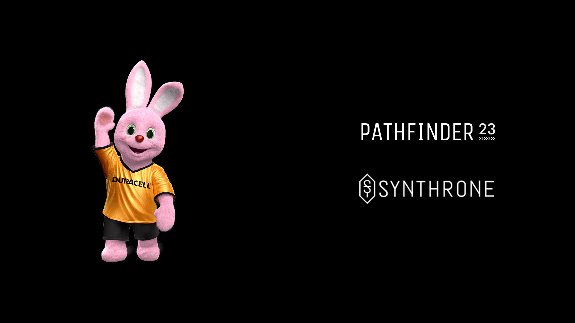Duracell name Pathfinder 23 and Synthrone eCommerce partner for 1920x1080