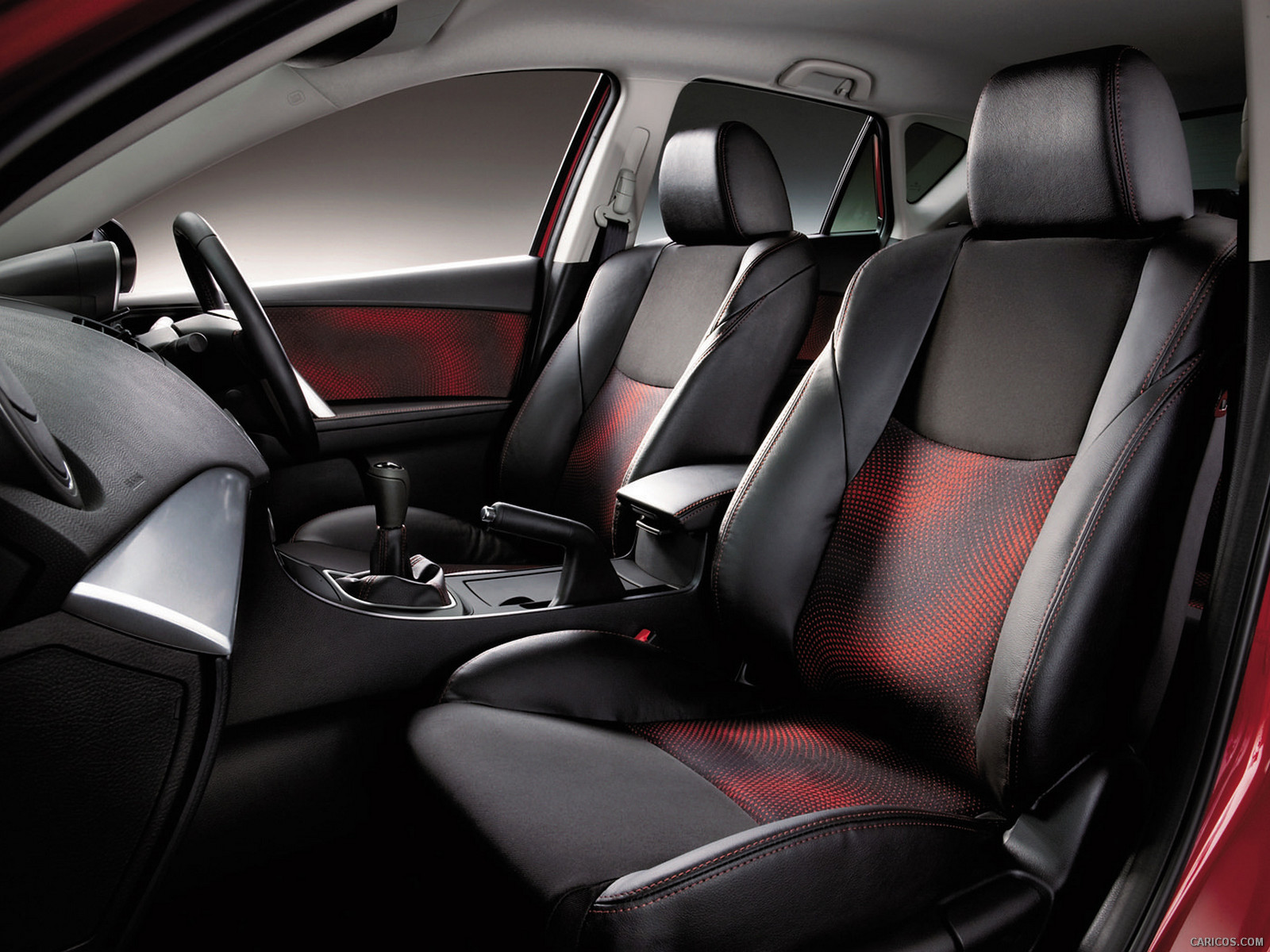 2012 Mazda MazdaSpeed 3   Interior Wallpaper 5 1600x1200