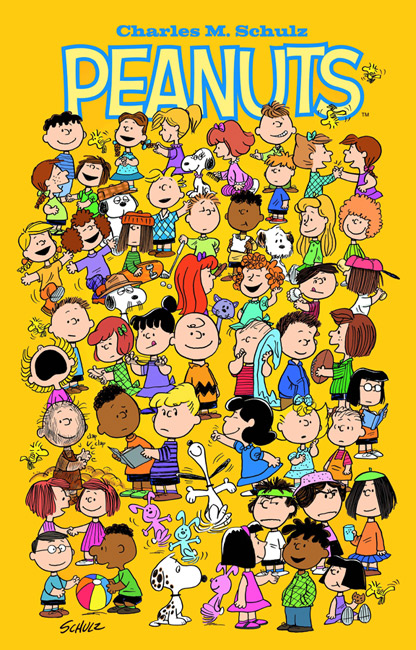 The Peanuts Gang computer desktop hd wallpapers backgrounds 416x650