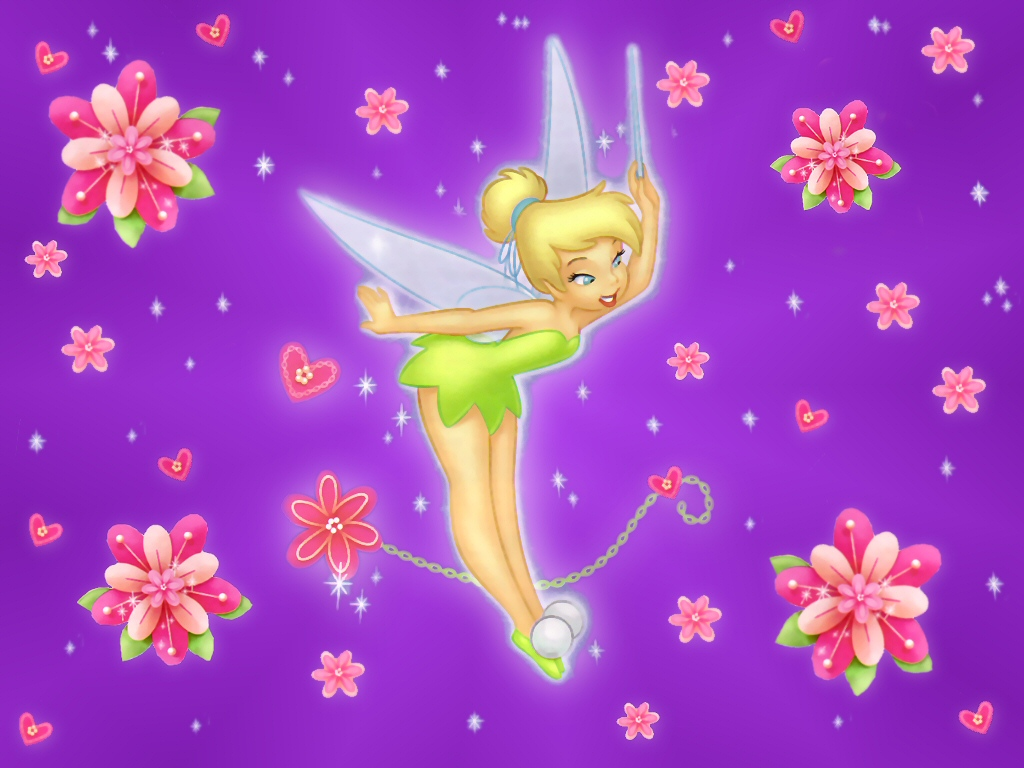 Download TinkerBell Wallpapers Pictures Photos and Backgrounds 1024x768