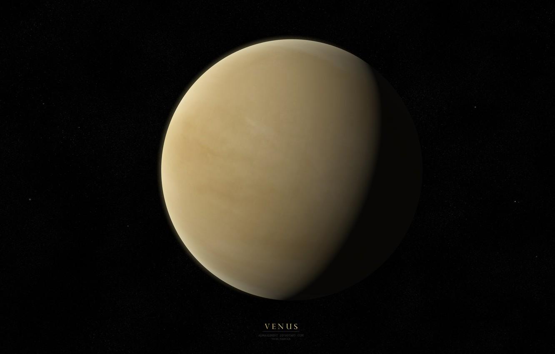 Wallpaper stars light planet shadow Venus Venus images for 1332x850