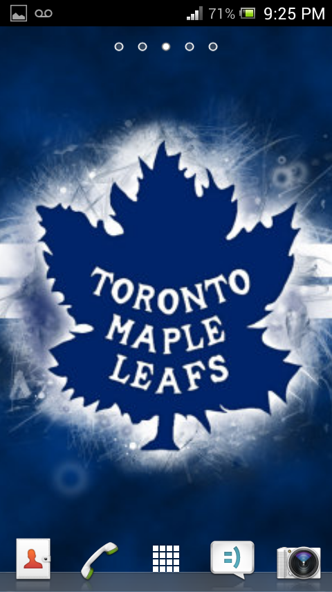 toronto maple leafs wallpaper app a great collection of wallpapers for 480x854