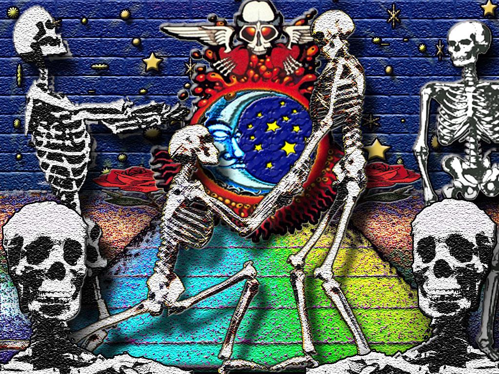 [71+] Grateful Dead Wallpaper on WallpaperSafari
