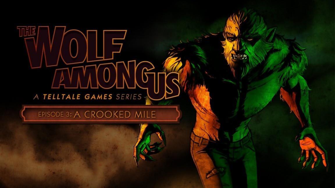 toutes les images de The Wolf Among Us Episode 3   A Crooked Mile 1152x648