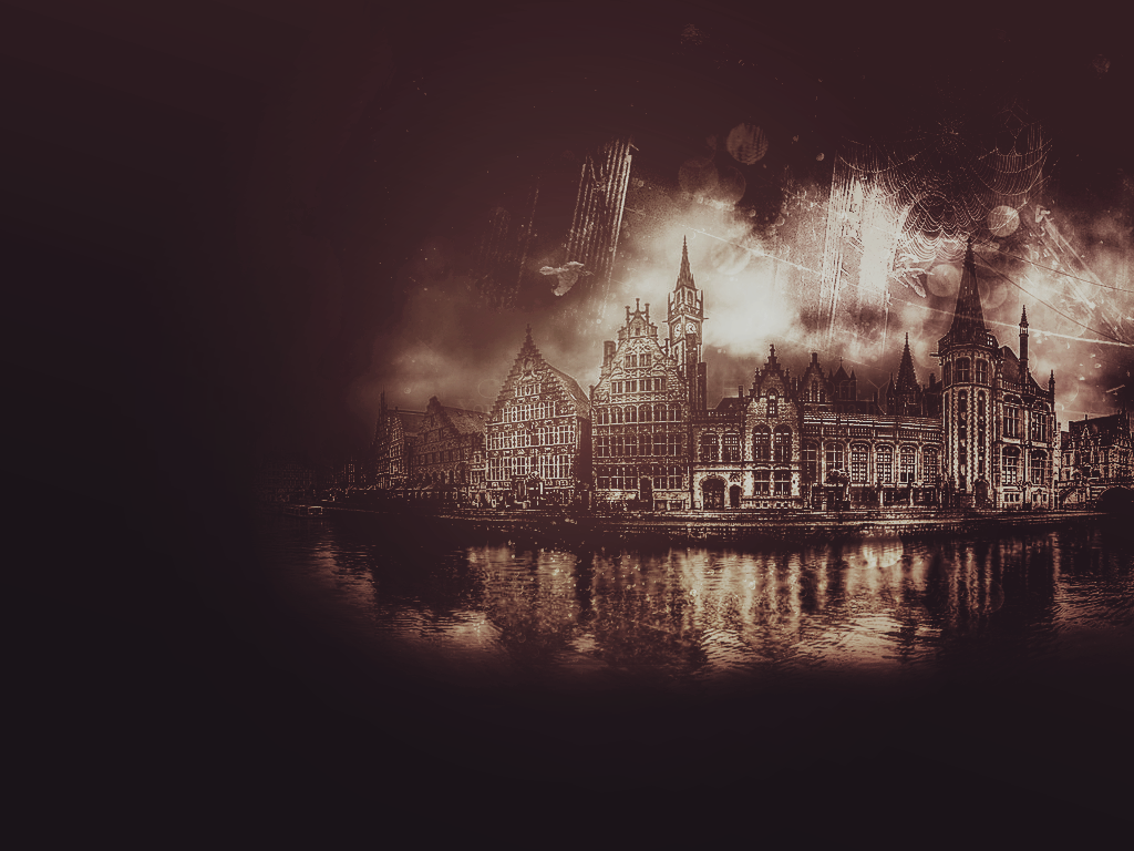 dark city wallpaper by mrscritic on deviantart dark city wallpaper by 1024x768