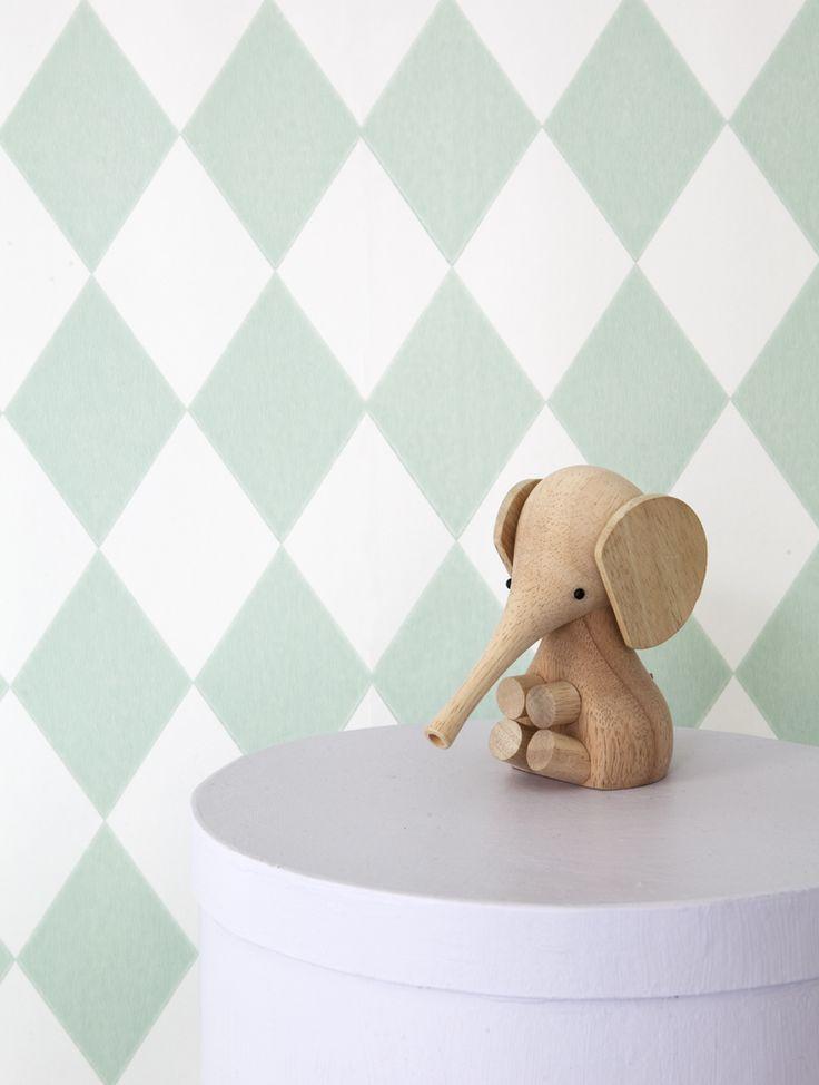 Harlequin wallpaper Kids babies and nurseries Pinterest 736x974