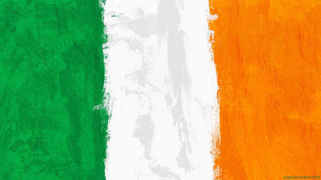 Download Irish Flag Wallpaper Irish Flag Wallpaper by [1024x576 1024x576