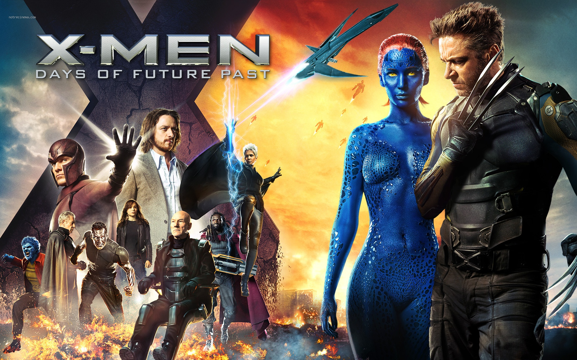 X Men Days of Future Past 1920x1200