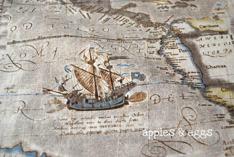 Nautical Map Wallpaper Wallpapersafari
