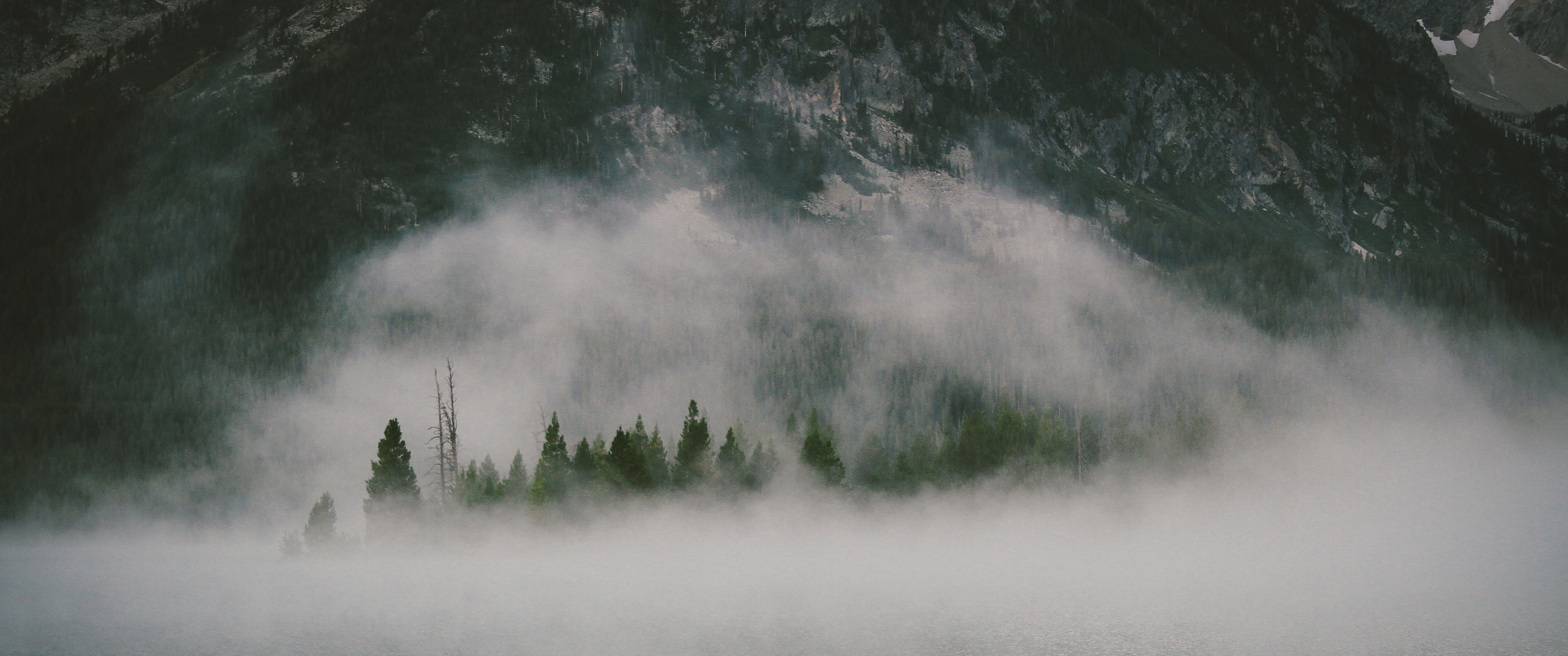 Foggy Mountains 219 Wallpaper Ultrawide Monitor 219 Wallpapers 3440x1440