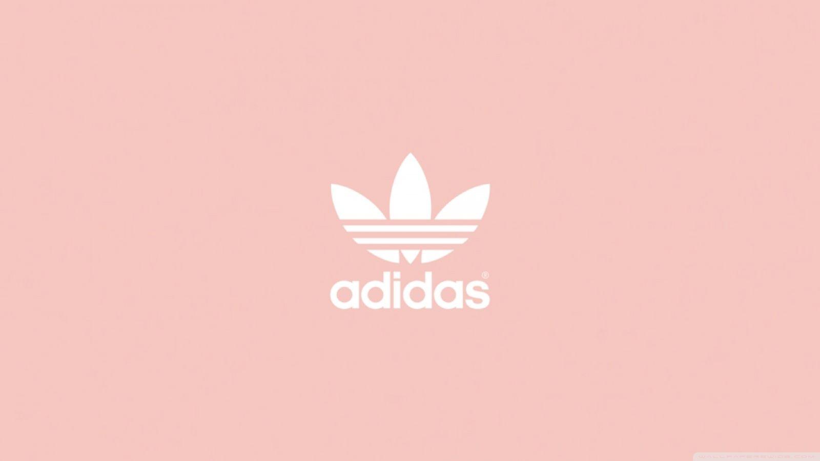Pink Adidas Logo Wallpapers   Top Pink Adidas Logo 1600x900