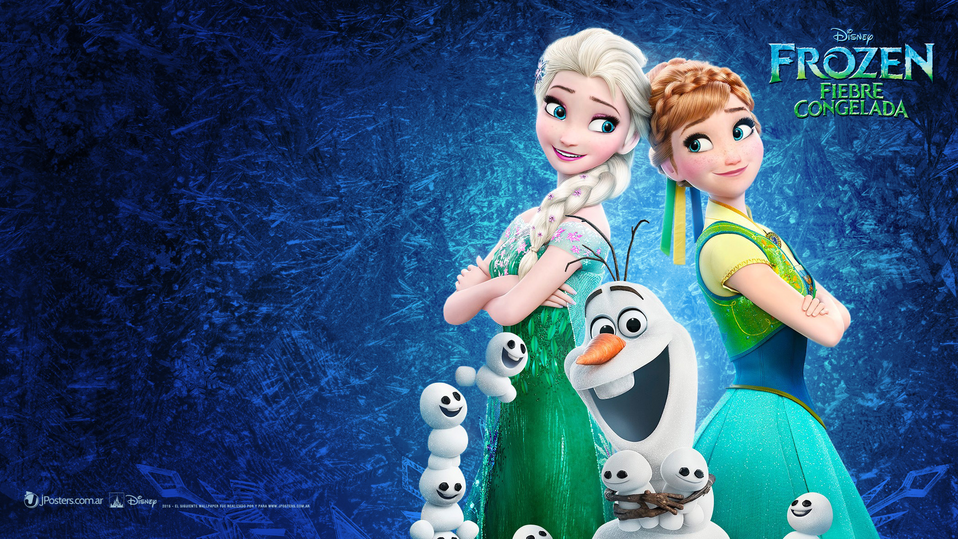 Frozen Fever Wallpaper   Frozen Wallpaper 38273094 1920x1080