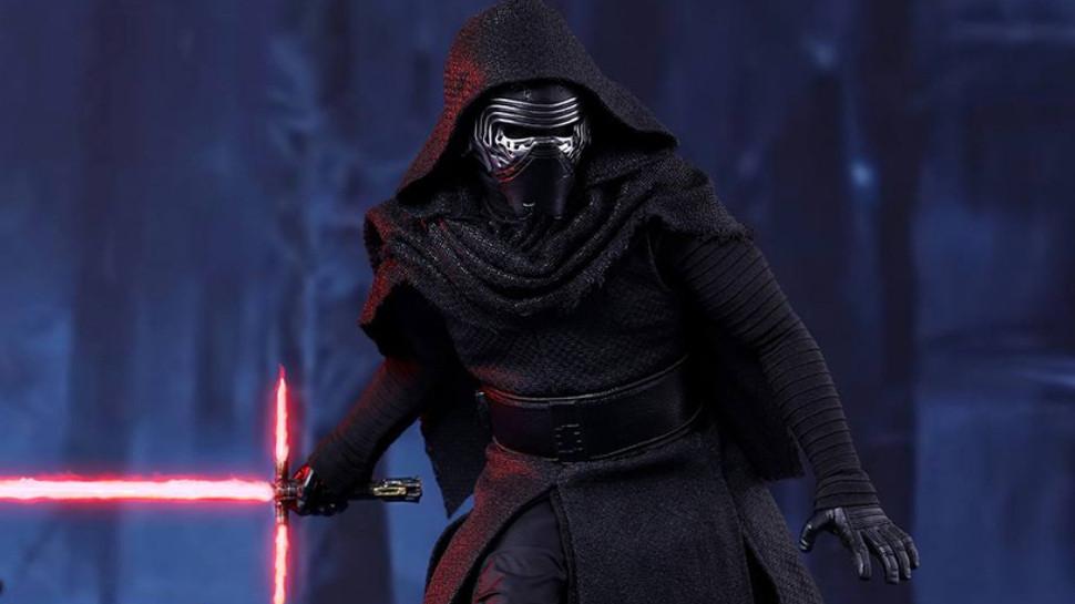 Kylo Ren   Star Wars The Force Awakens IM BACK GUYS Minecraft Skin 970x545