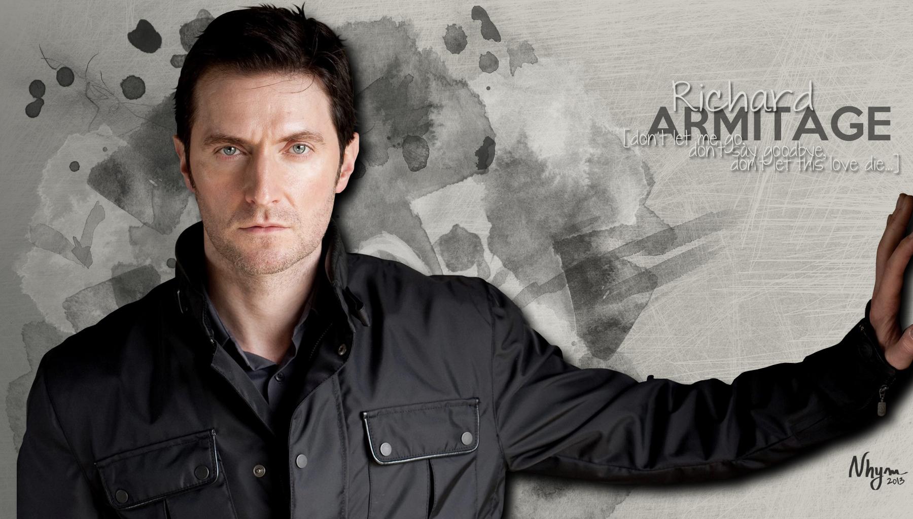Richard Armitage Wallpaper   Richard Armitage Photo 33483127 1800x1024