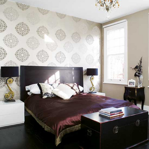. Free download Modern Bedroom Wallpaper with Beautiful Pictures