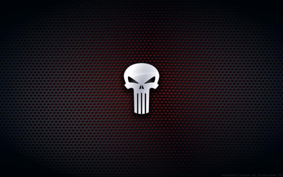 Wallpaper - Punisher Comix Logo by Kalangozilla on DeviantArt