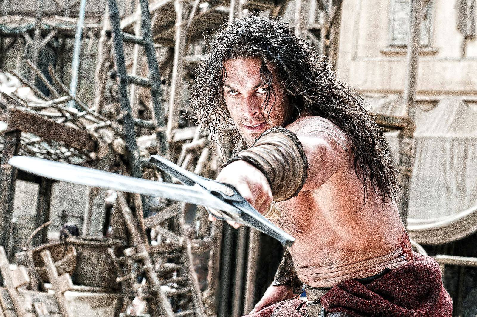 bite Jason Momoa wallpaper 1600x1062