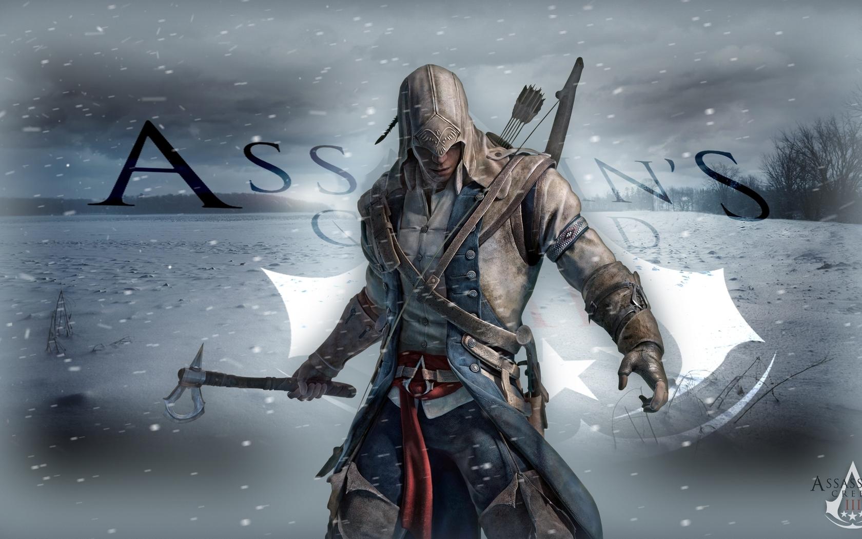 Assassins Creed 3   The Assassins Wallpaper 32617666 1680x1050