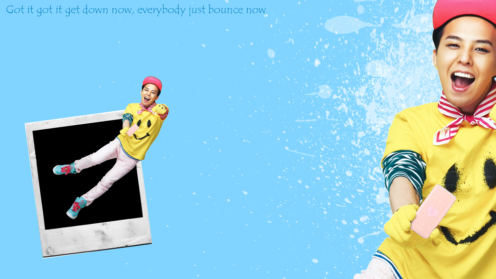 G Dragon Wallpaper by Rhiiiiii 1600x900