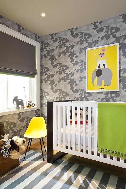 Hudson Baby Design Nursery of the Week Cool Camo 533x800