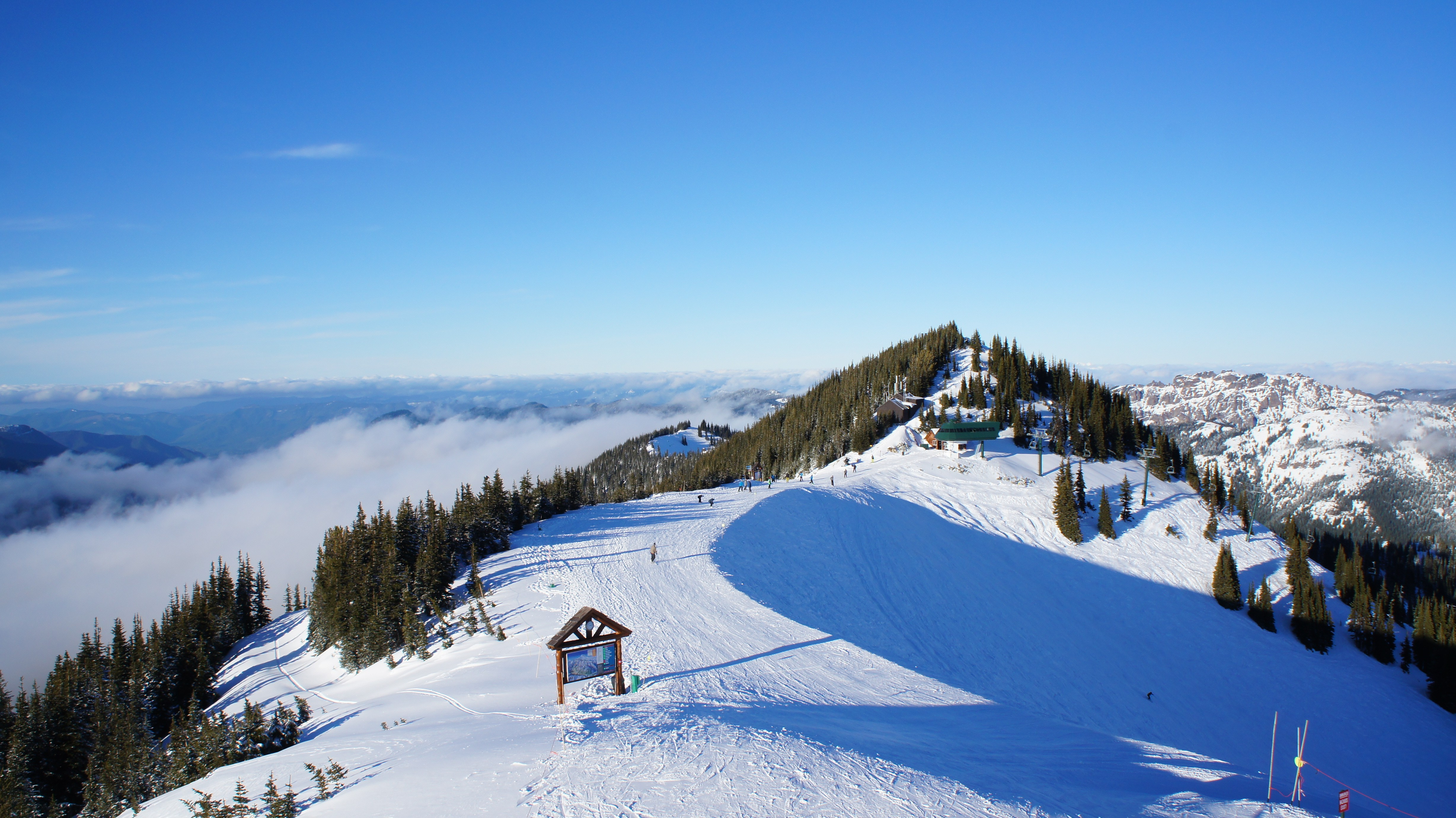 Ski resort in the United States wallpapers and images   wallpapers 4912x2760