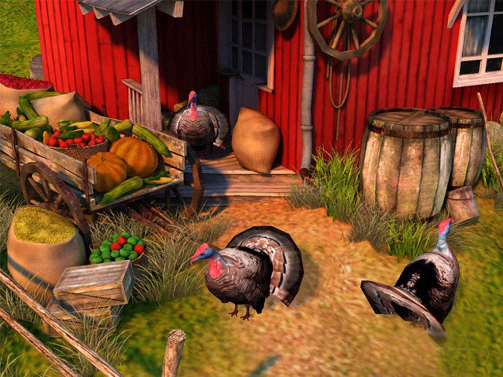 Download 3D Thanksgiving wallpaper Thanksgiving Screensaver 1024x768