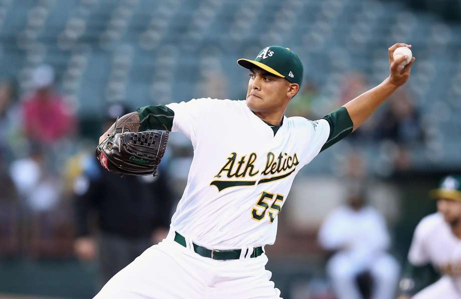 As Sean Manaea turns in another solid start   SFGate 920x598