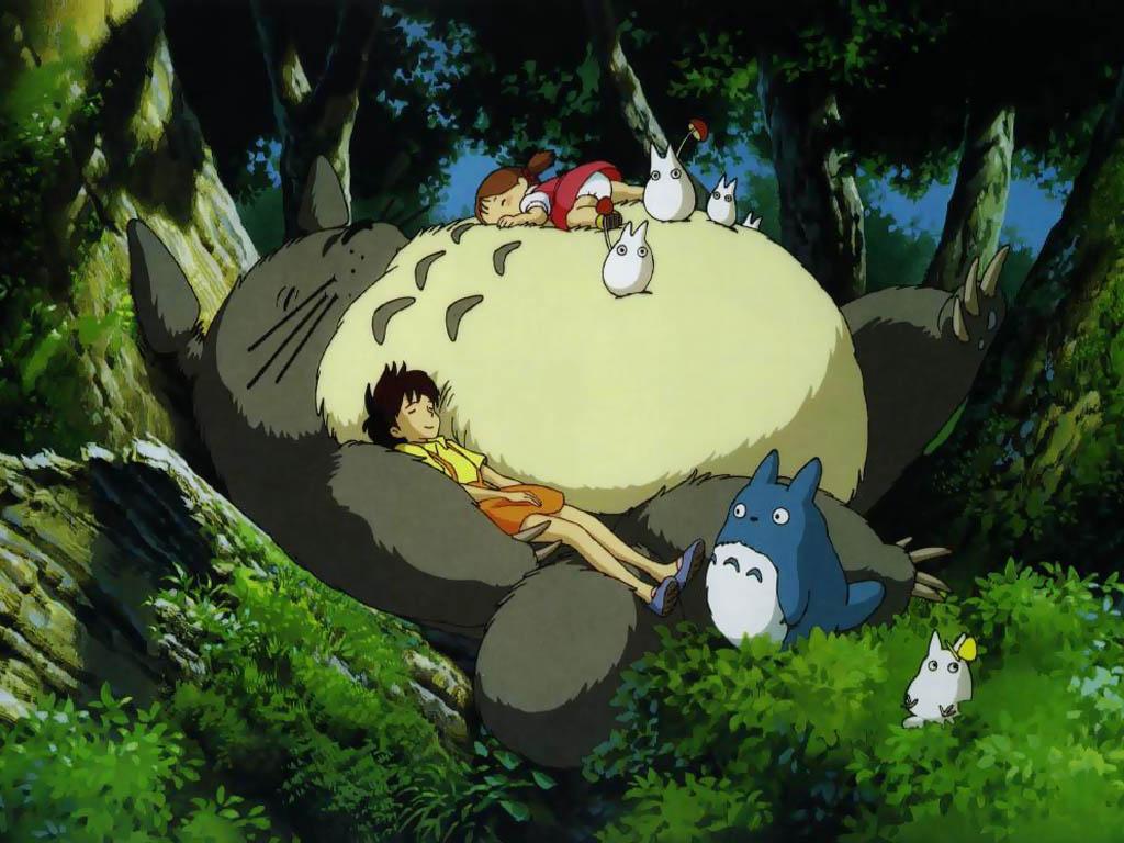 Quien es Hayao Miyazaki   Taringa 1024x768