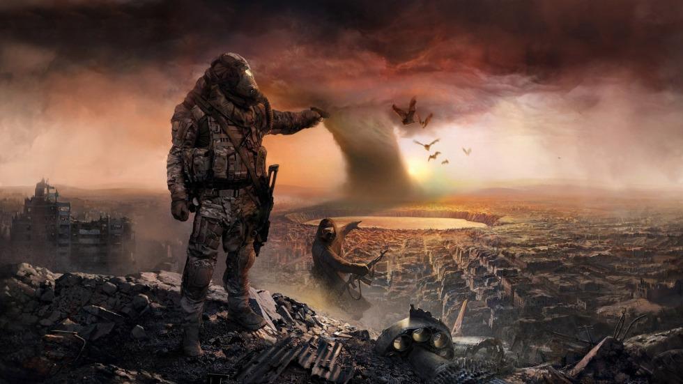 Zombie Apocalypse Wallpaper for Pinterest 980x551