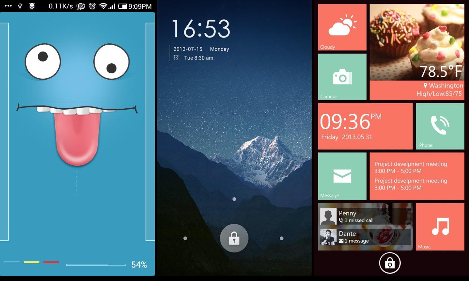 Cool lock screen wallpaper wallpapersafari for Android wallpaper 5 home screens