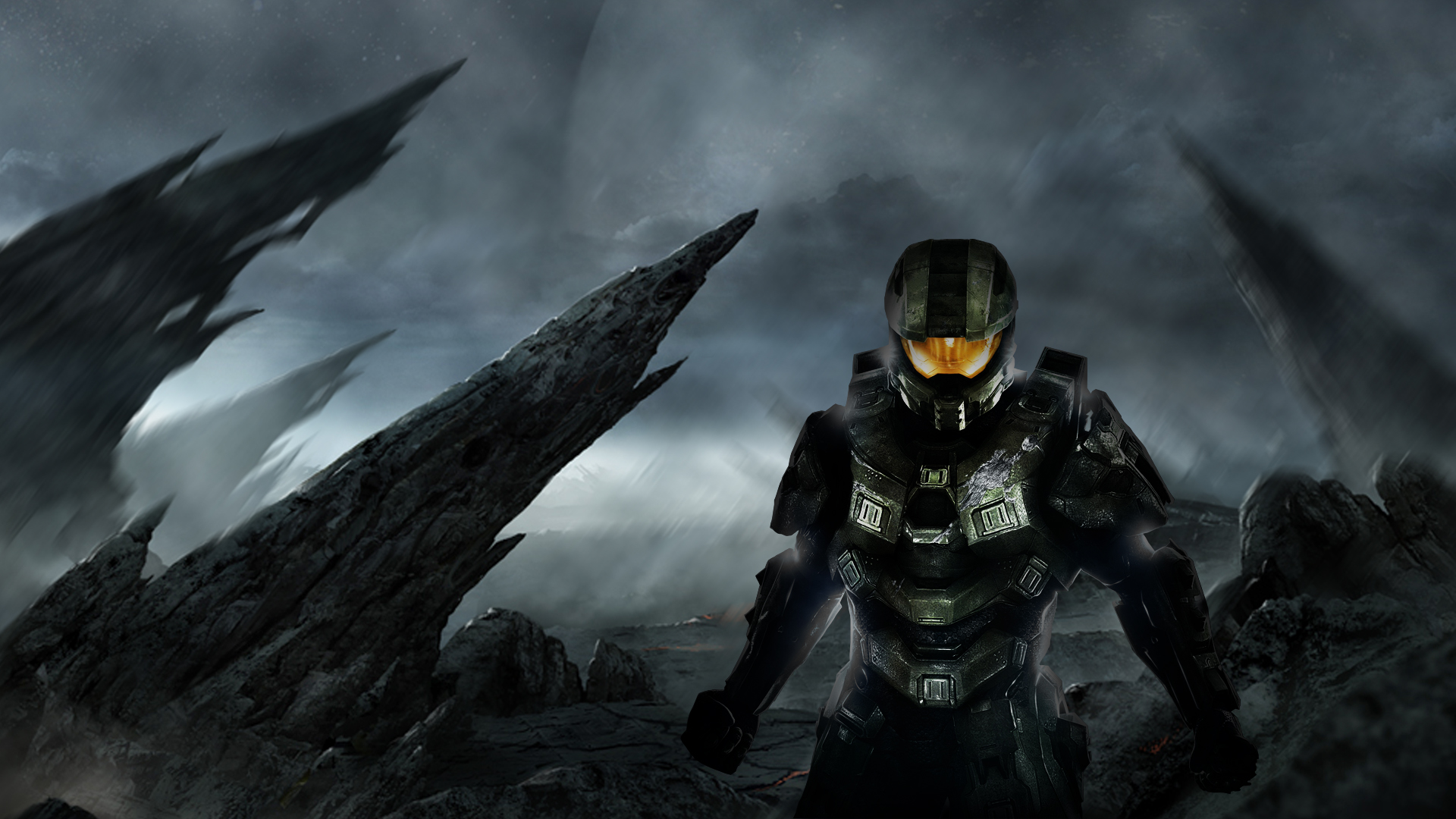 Halo Wallpaper by NIHILUSDESIGNS 1920x1080
