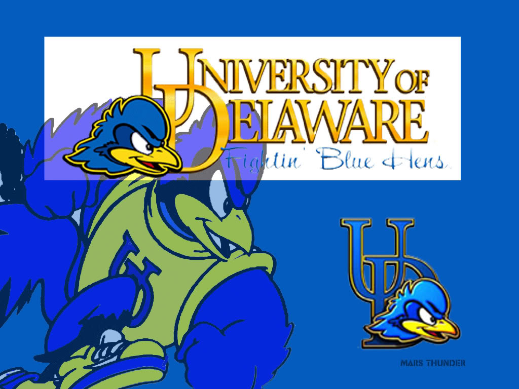 Delaware NCAA Wallpaper Background Theme Desktop 1024x768