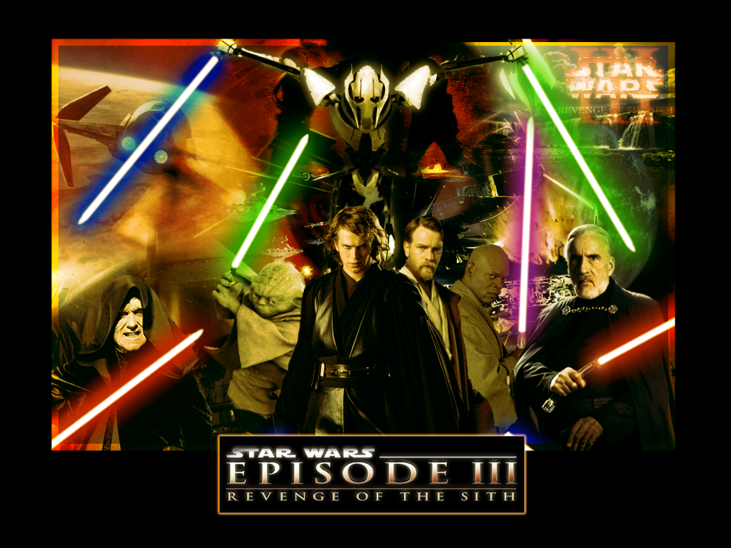 Free Download Star Wars Episode Iii Wallpaper 1024x768 For Your