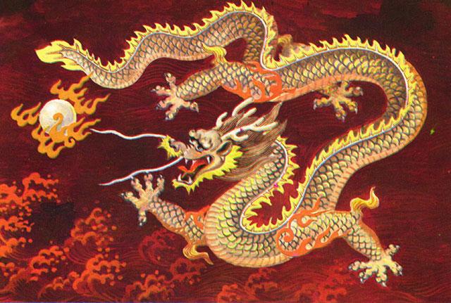 Dragon Wallpaper HD Wallpaper 640x431