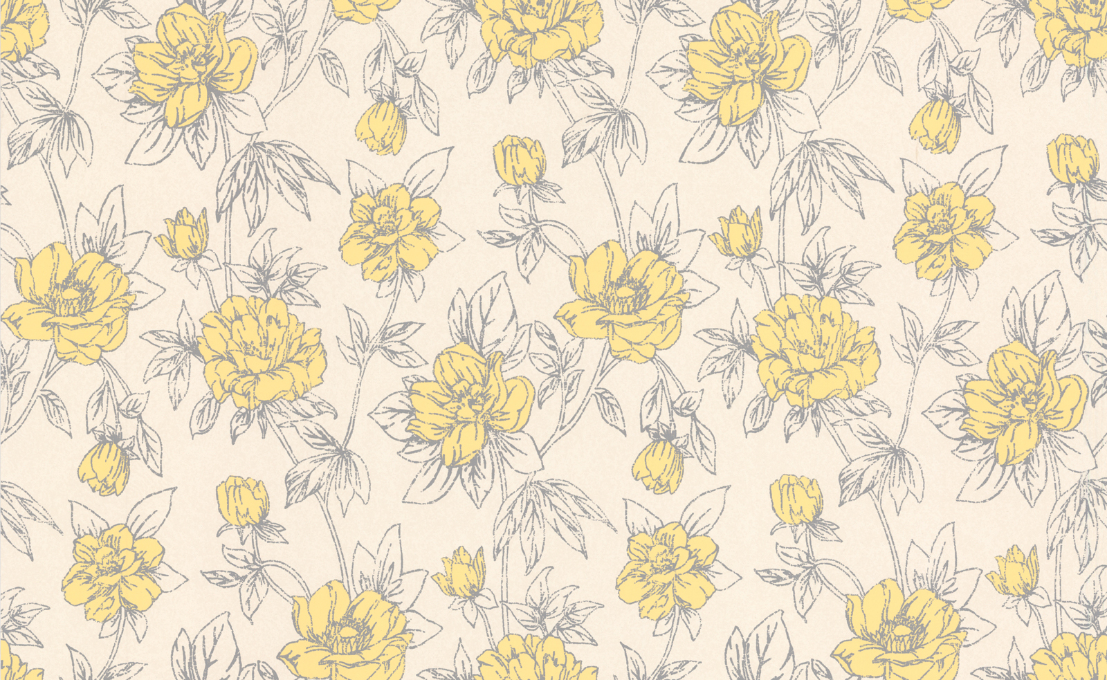Free Download Vintage Yellow Floral Wallpaper Spring Yellow Wallpaper 1600x983 For Your Desktop Mobile Tablet Explore 43 Yellow Floral Wallpaper Yellow And Black Wallpaper Wallpaper Floral Design Yellow Flowered Wallpaper