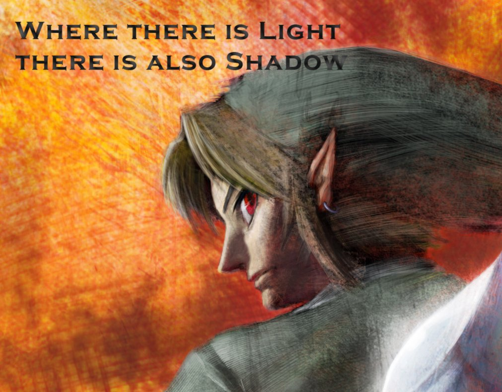 Link And Dark Link Wallpaper Shadow link wallpaper by 1011x790