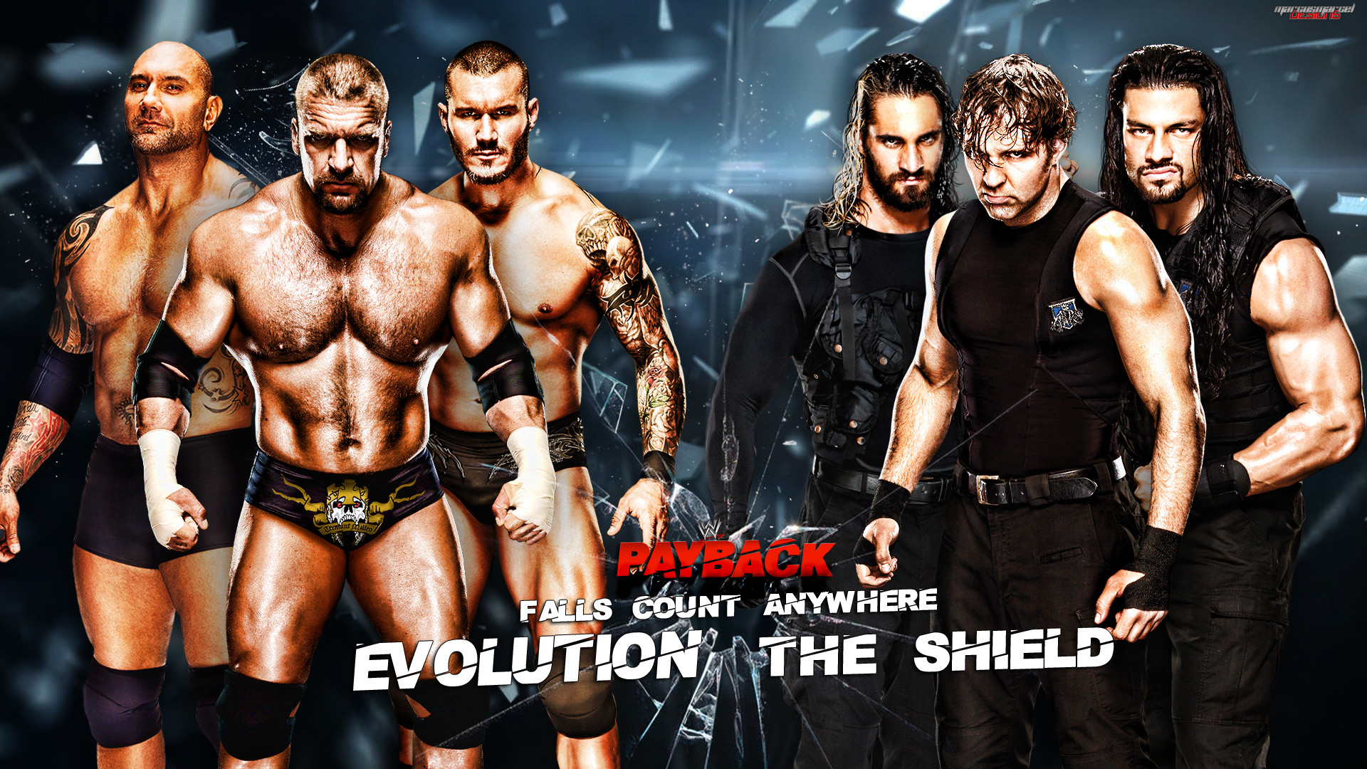 WWE the Shield Wallpapers 84 images 1920x1080